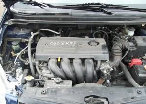 Двигател на Toyota