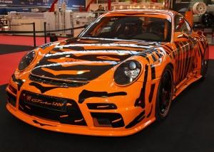 2010 9ff Porsche 911 GT2 GTurbo 1200