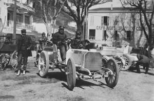 Mercedes 1901 35hp се смята за първия съвременен автомобил