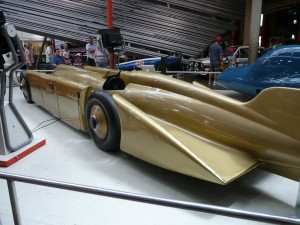 1929 Golden Arrow