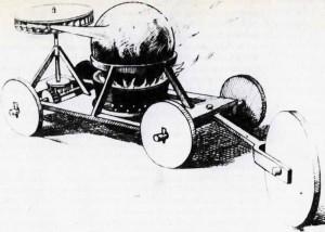 Парната количка-играчка на китайския император