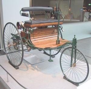 Benz Patent Motorwagen 1886 Replica