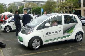Електромобил I-MiEV