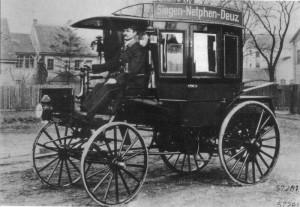 Benz-Omnibus