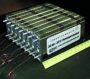 Литиеви батерии, ползвани от NASA