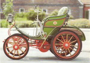 Opel Patent System Lutzman 1899