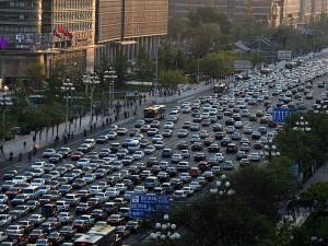 Най-оживеното авеню в Пекин - Chang'an