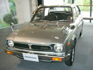 Civic първо поколение