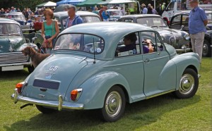 Morris Minor Series V 1965 2-door