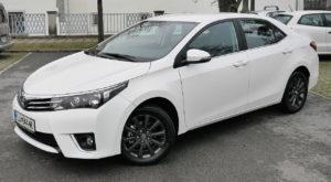Toyota Corolla Style (2016_European_version)
