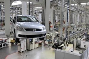 Завод на най-печелившия бранд в света - Volkswagen Group