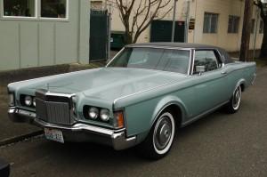 1970 Lincoln Continental Mark III. - 1