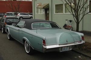 1970 Lincoln Continental Mark III. - 2
