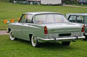 Ford Zodiac MkIII (213E)
