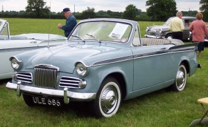 SunbeamRapierSeries2Convertible