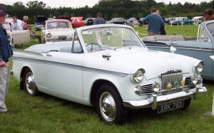 SunbeamRapierSeries3Convertible