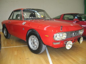 Lancia_Fulvia-Coupé-HF_Front-view