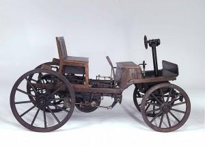 90 Jahre Marcus-Wagen im Technischen Museum Wien
