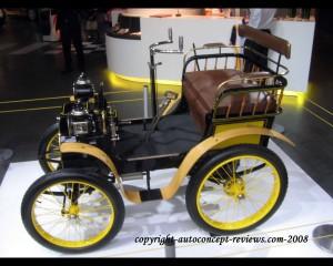 Renault Type A Voiturette 1989 0 copy