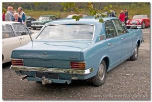 Ford Zephyr 3008E