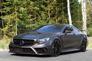 2015 Mansory Mercedes-AMG S63 Coupe Black Edition