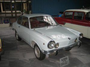 Автомобилният музей в Ловеч