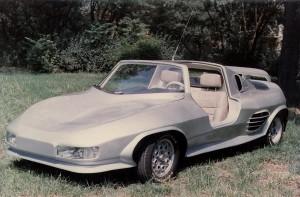 Българския автомобил София - 1989 г.