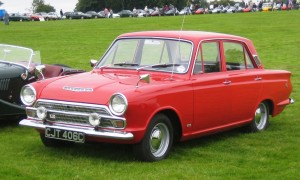 Ford_Cortina_MkI_post_facelift_4_door_ca_1965