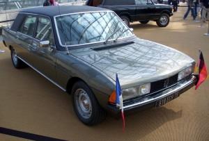 Колата на президента Жискар де Стен