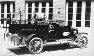 Пожарно камионче1919 Ford-Model-TT