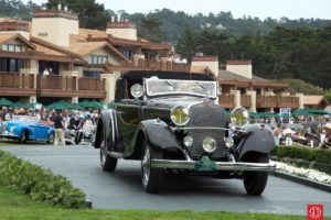 1926 Hispano-Suiza H6B Chapron Cabriolet