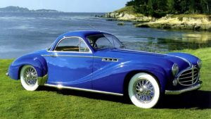 1951 Delahaye 235 MS Chapron Coupe