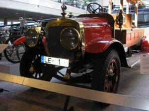 Автомобил Руссо Балт