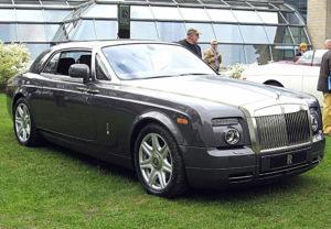 Rolls-Royce Phantom-Coupé