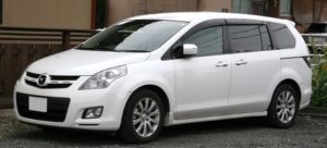 2006-2008 Mazda MPV Sport Appearance Package