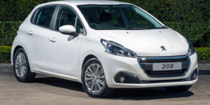 2016 Peugeot 208 Active Special Edition