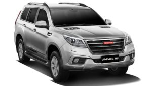 Haval H9 се продава и в Австралия