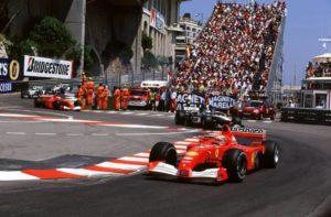 Ferrari F2001, шаси 211 (снимка: Павел Летвински)
