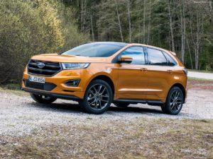 Ford-Edge EU Version 2017