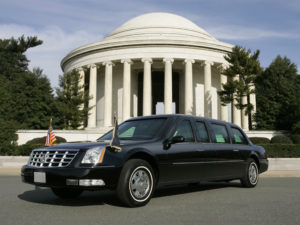 2006 Cadillac DTS Presidential Limousine. X06SV_CA008
