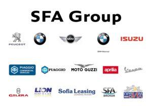 Портфолиото на SFA-Group