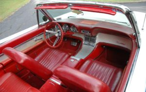 Ford Thunderbird Convertible 1962
