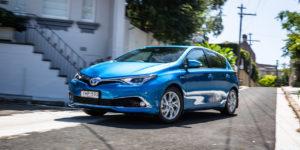 2018 Toyota Corolla Hybrid