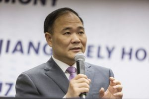 Ли Шуфу, основател и собственик на Geely Automobile Holdings