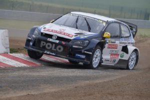 2015 FIA World Rallycross Championship / Round 03, Mettet, Belgium / May 15 - 17 // Worldwide Copyright: Tony Welam/Volkswagen Sweden/McKlein