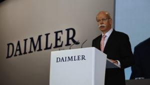 Д-р Дитер Зетше - шеф на борда на Daimler AG и на Mercedes-Benz Cars