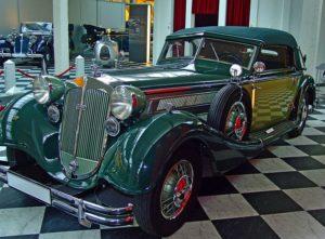 August Horch Museum Zwickau_- Horch_Cabriolet_853