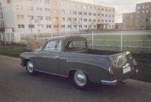 Wartburg 311 Rundheck-Pickup