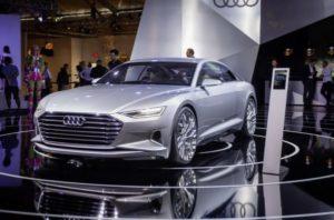 Концептуалният модел Audi Prologue