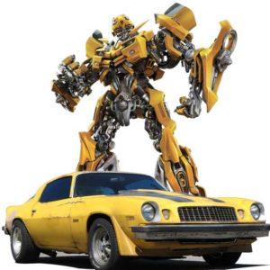 bumblebee_Robot